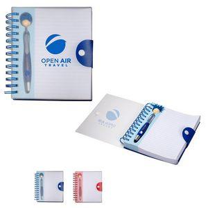 MopTopper™ Pen & Notebook Gift Set