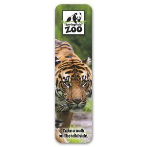 Plastic Bookmark