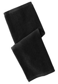 Port Authority® Hemmed Towel