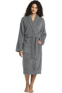 Port Authority® Plush Microfleece Shawl Collar Robe