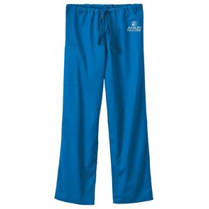 Fundamentals® Unisex Full Drawstring Elastic Back Pant