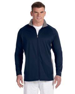 Champion® 5.4 Oz. Performance Colorblock Full-Zip Jacket