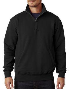 Champion® 9 Oz. Double Dry Eco® Quarter-Zip Pullover