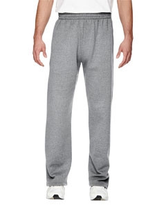 Fruit of the Loom Adult 7.2 oz. SofSpun® Open-Bottom Pocket Sweatpants