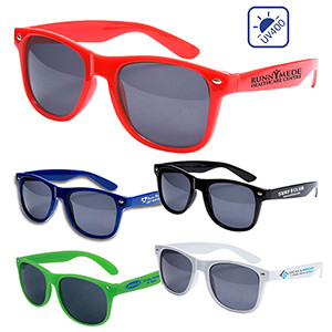 """Coronado Cool"" High Gloss Sunglasses (Overseas)"