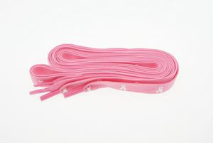 "Breast Cancer Awareness 36"" Shoe Laces"