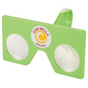Mini Virtual Reality Glasses with Clip