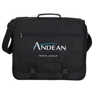 Anchorage Double Clip Messenger Bag