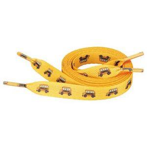 """Full Color Shoelaces - 1/2""""W x 27""""L"""