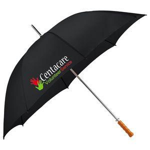 "Palm Beach 60"" Steel Golf Umbrella"