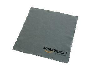 "Silkscreened 6"" x 6"" Microfiber Cloth"