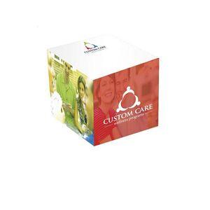 "BIC® Adhesive Cube Pad (2 3/8""x2 3/8""x2 3/8"")"