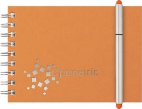 "Stretch Pen Set - Classic StenoPad Journal (5""x7"")"