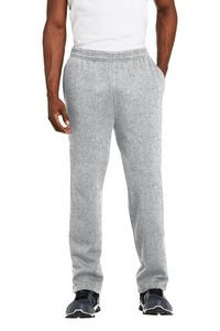 Sport-Tek® Men's Open Bottom Sweatpants