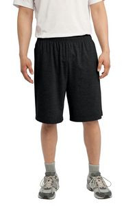 Sport-Tek® Men's Jersey Knit Shorts w/Pockets