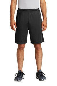 Sport-Tek® Men's PosiCharge® Competitor™ Pocketed Shorts
