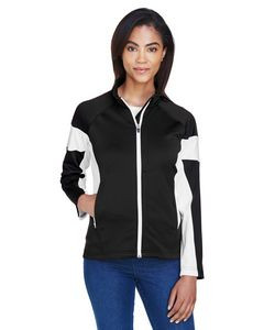 Team 365® Ladies' Elite Performance Full Zip Jacket