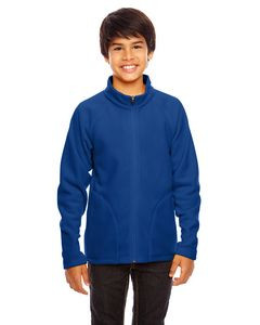 Team 365® Youth Campus Microfleece Jacket