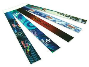 Full Color Tyvek Wrist Bands