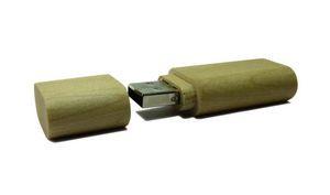 USB Stick 02 - Wooden USB Stick