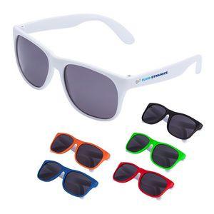 Flare Two-Tone Sunglasses
