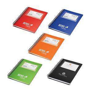 Business Card Holder Notebook