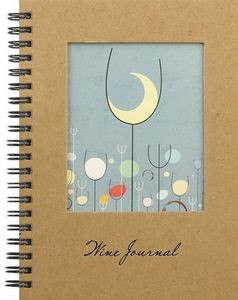"TasterJournals™ - Classic WindowPad™ Wine Journal (5""x7"")"