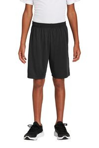 Youth Sport-Tek® PosiCharge® Competitor™ Men's Pocketed Shorts